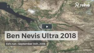Relive Video of Ben Nevis Ultra